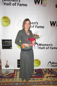 Biernacinski of Imagine Communications inducted into Women's Hall of Fame March 28