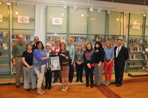 Friends of Henderson Libraries donates $39,000 to district