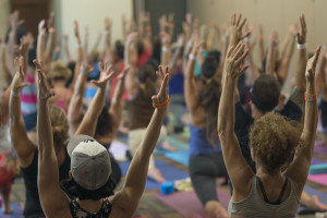 Yoga festival brings yin to Las Vegas' yang Sept. 19, 20