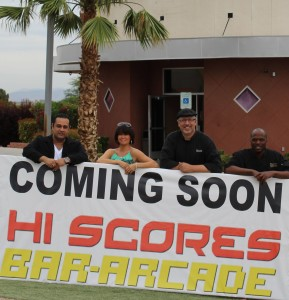 Hi Scores Blue Diamond is coming soon