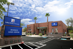 Valley Bank of Nevada's Henderson location