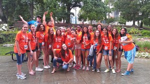 Local junior high honored by Best Buddies International as Overall Most Outstanding Middle School Chapter