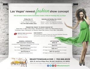 Tickets now available for Prêt–à–Porter Las Vegas fashion show
