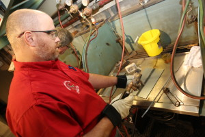Architectural work a source of pride for sheet metal workers