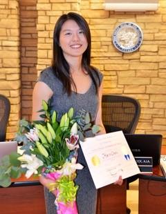 Alexia Chen of LGA