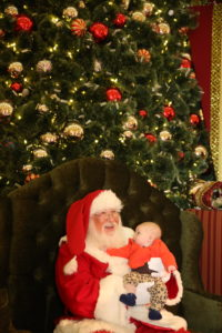 Santa Claus to be at Galleria at Sunset Nov. 18 – Dec. 24