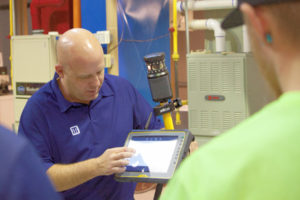 Industry technology helps sheet metal workers move forward