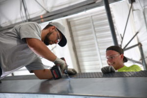 Union sheet metal industry receives boost thanks to Raiders move