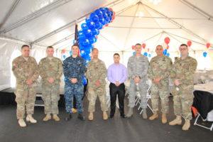 Inaugural SMART Heroes Program puts military veterans to work