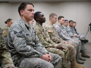Companies can contribute to program helping veterans find careers