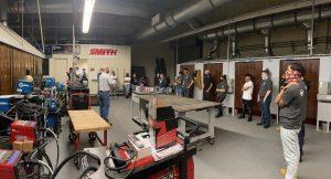 Western Allied Sheet metal classroom
